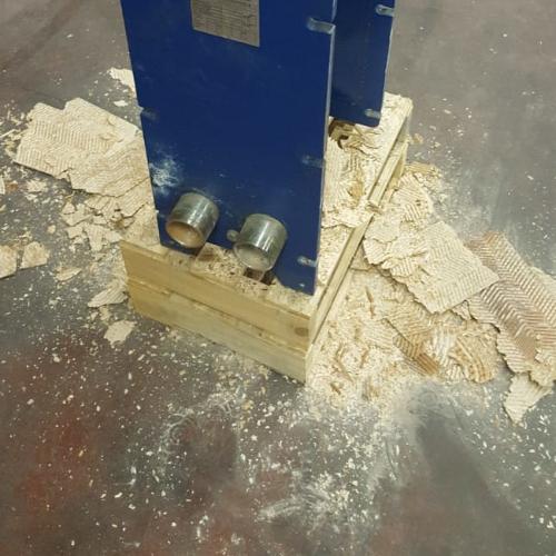 Fouling da cristallizzazione negli scambiatori di calore a piastre